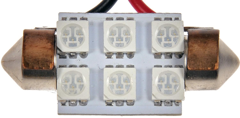 DORMAN - CONDUCT-TITE - Glove Box Light Bulb - DCT 6461B-SMD
