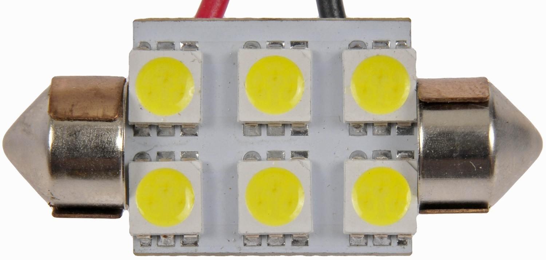 DORMAN - CONDUCT-TITE - Glove Box Light Bulb - DCT 6461W-SMD