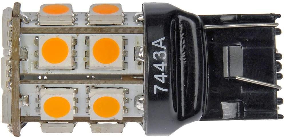 DORMAN - CONDUCT-TITE - Turn Signal Light Bulb (Rear) - DCT 7443A-SMD