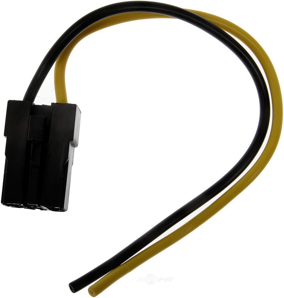 DORMAN - CONDUCT-TITE - Headlight Socket (Low Beam) - DCT 84717