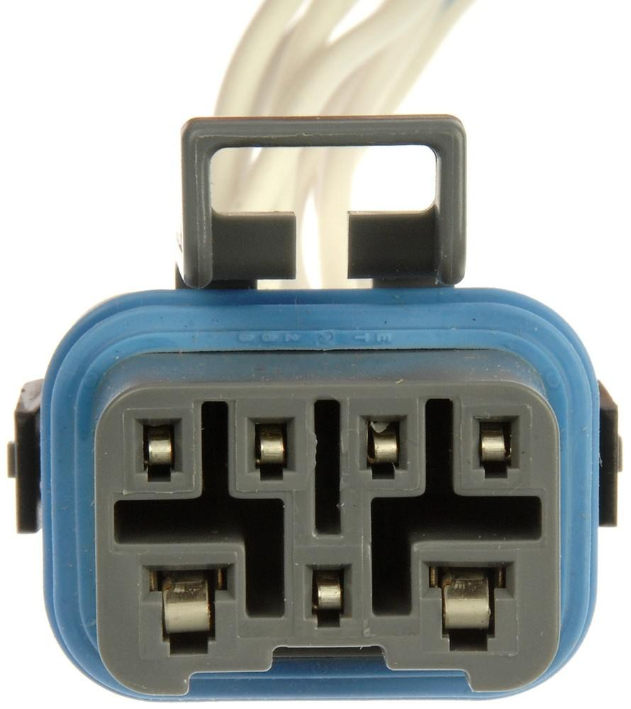 DORMAN - CONDUCT-TITE - Neutral Safety Switch Connector - DCT 84756