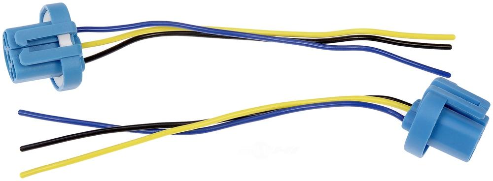 DORMAN - CONDUCT-TITE - Headlight Socket - DCT 84791