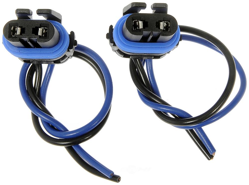 DORMAN - CONDUCT-TITE - Headlight Socket (High Beam) - DCT 84792