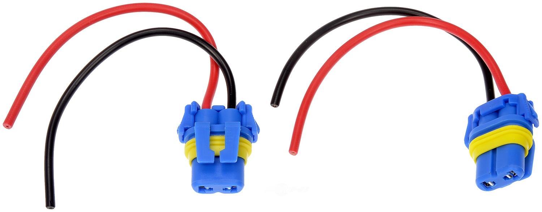 DORMAN - CONDUCT-TITE - Headlight Socket - DCT 84793