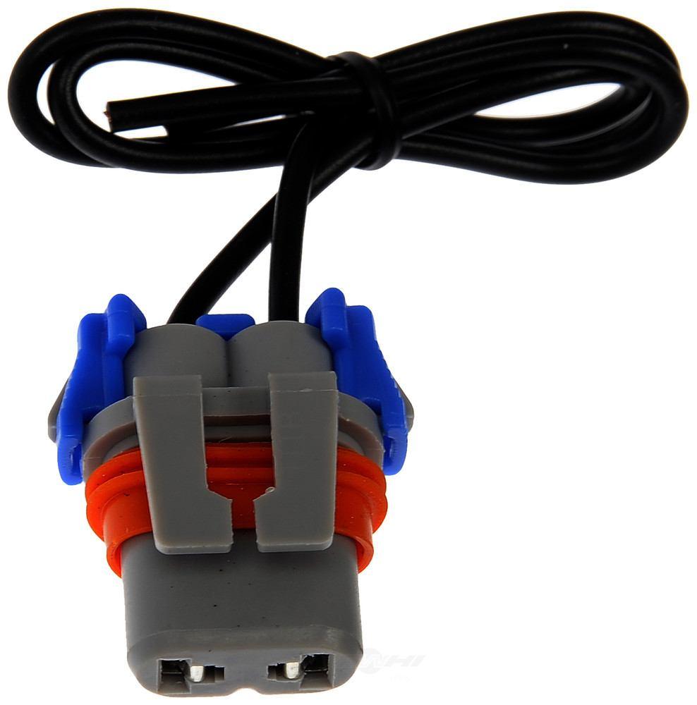 DORMAN - CONDUCT-TITE - Headlight Socket (Low Beam) - DCT 85813
