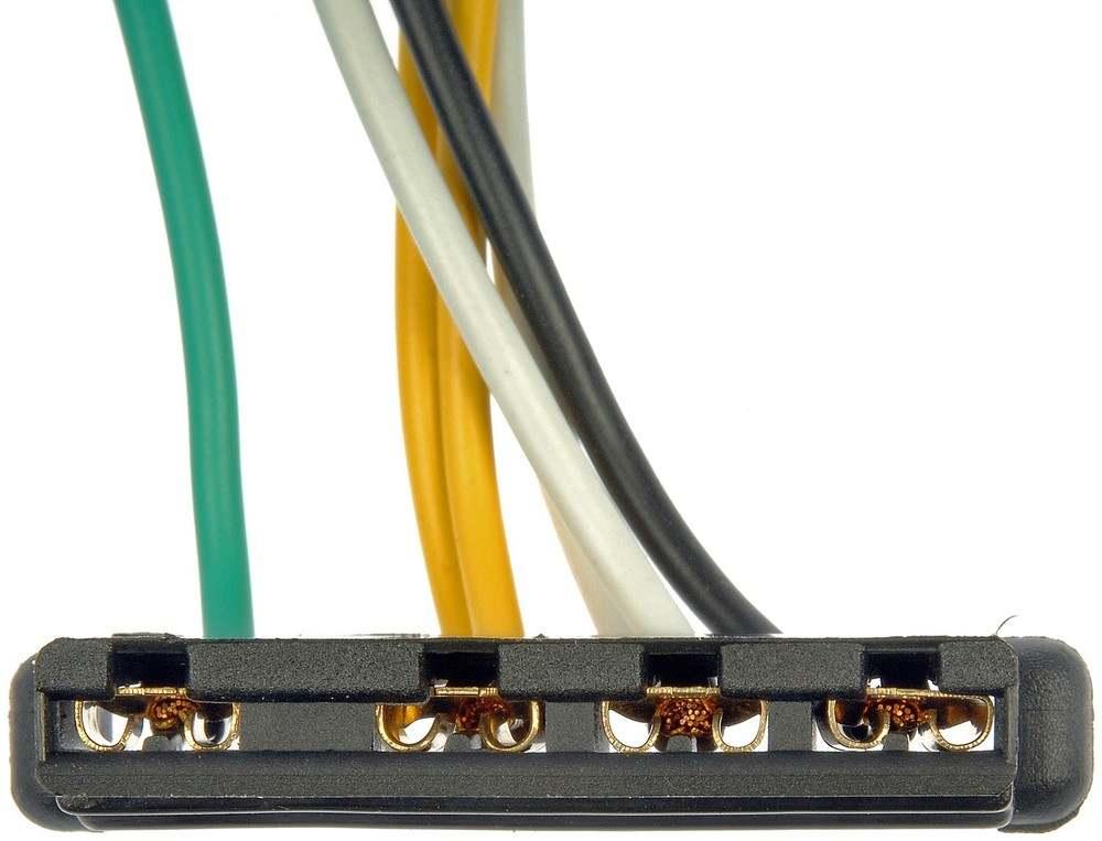 DORMAN - CONDUCT-TITE - Voltage Regulator Connector - DCT 85842
