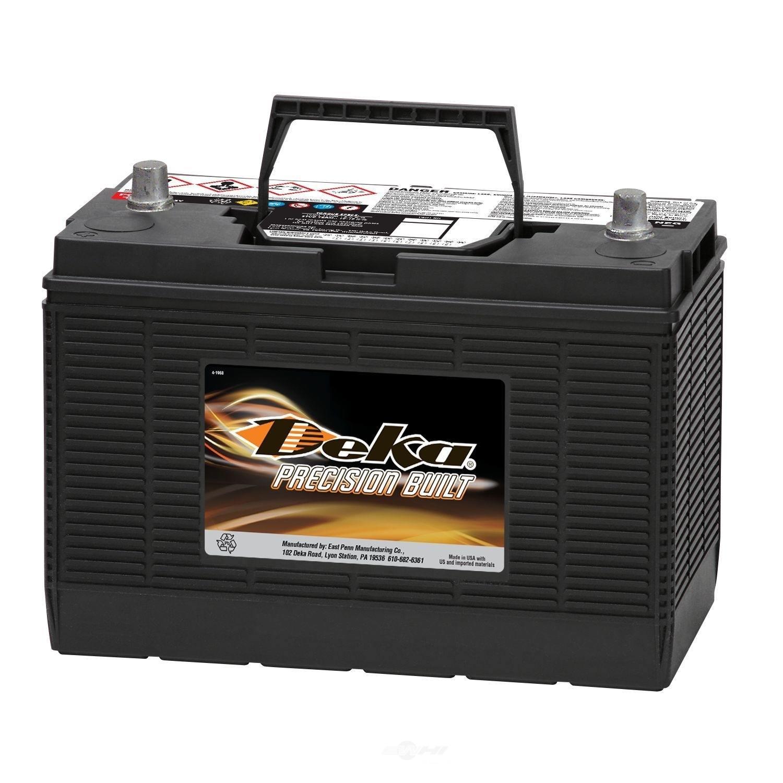 DEKA - 12-volt Commercial Service Battery - DEK 1131PMF