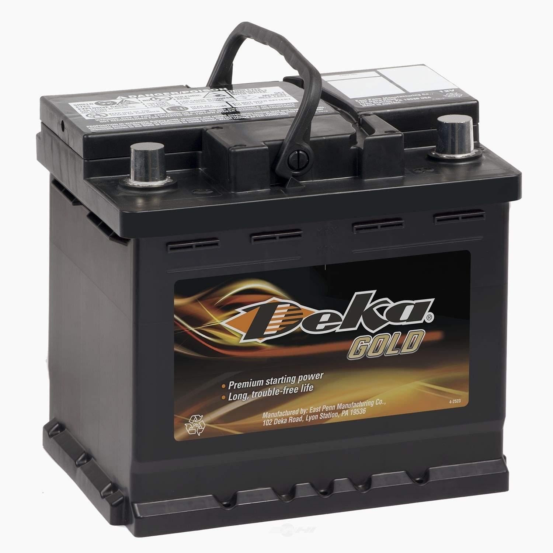 DEKA - Premium/A3 Technology Maintenance-Free Battery - DEK 5140RMF