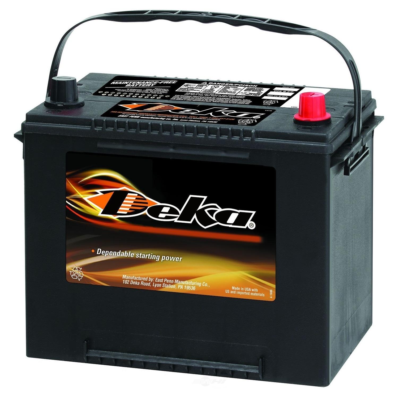 DEKA - Premium/A3 Technology Maintenance-Free Battery - DEK 524FMF