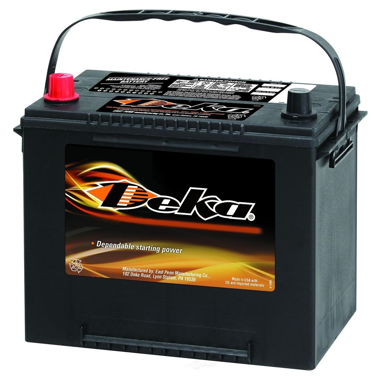 DEKA - Premium/A3 Technology Maintenance-Free Battery - DEK 524MF