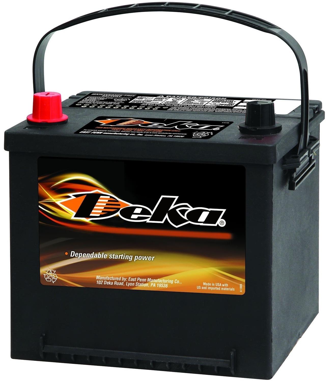 DEKA - Premium/A3 Technology Maintenance-Free Battery - DEK 526MF