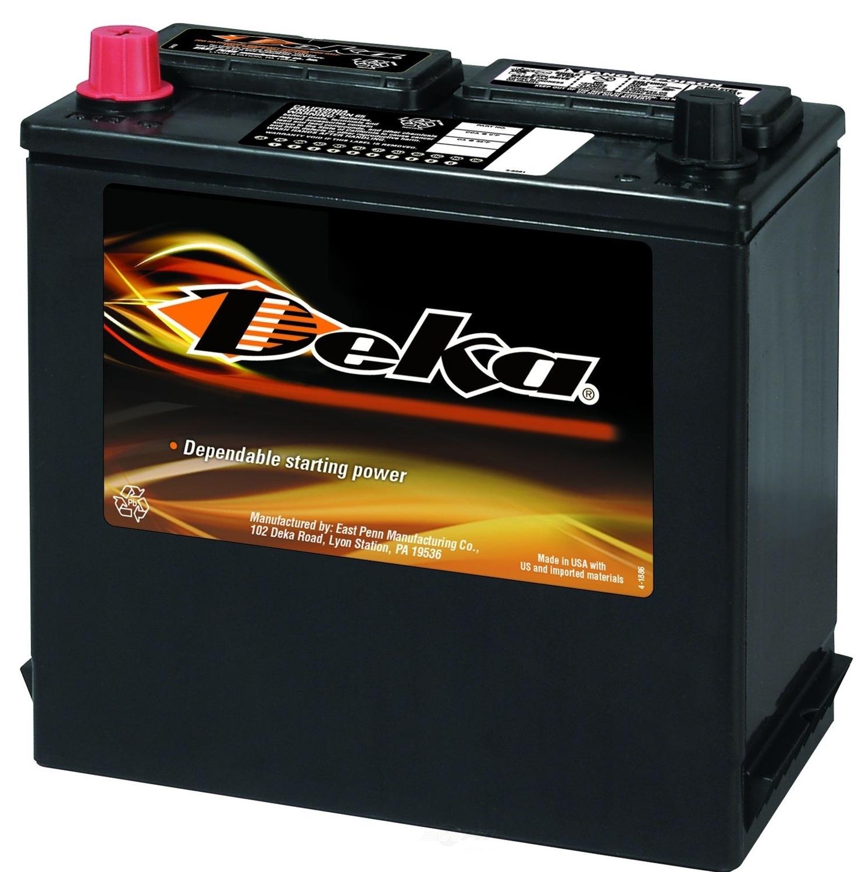 DEKA - Premium/A3 Technology Maintenance-Free Battery - DEK 545MF