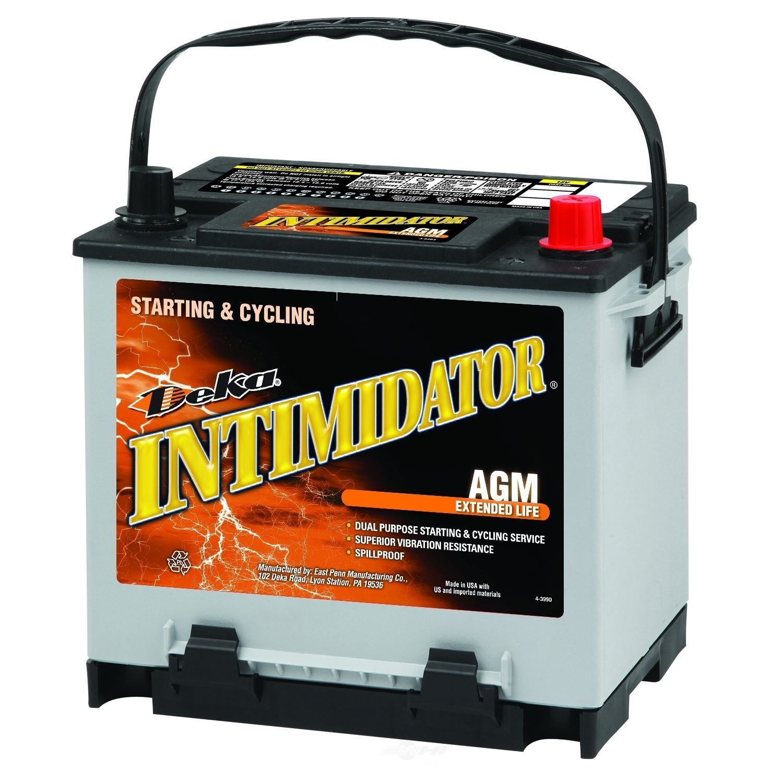 DEKA - Intimidator Agm Valve Regulated Battery - DEK 9A35/85