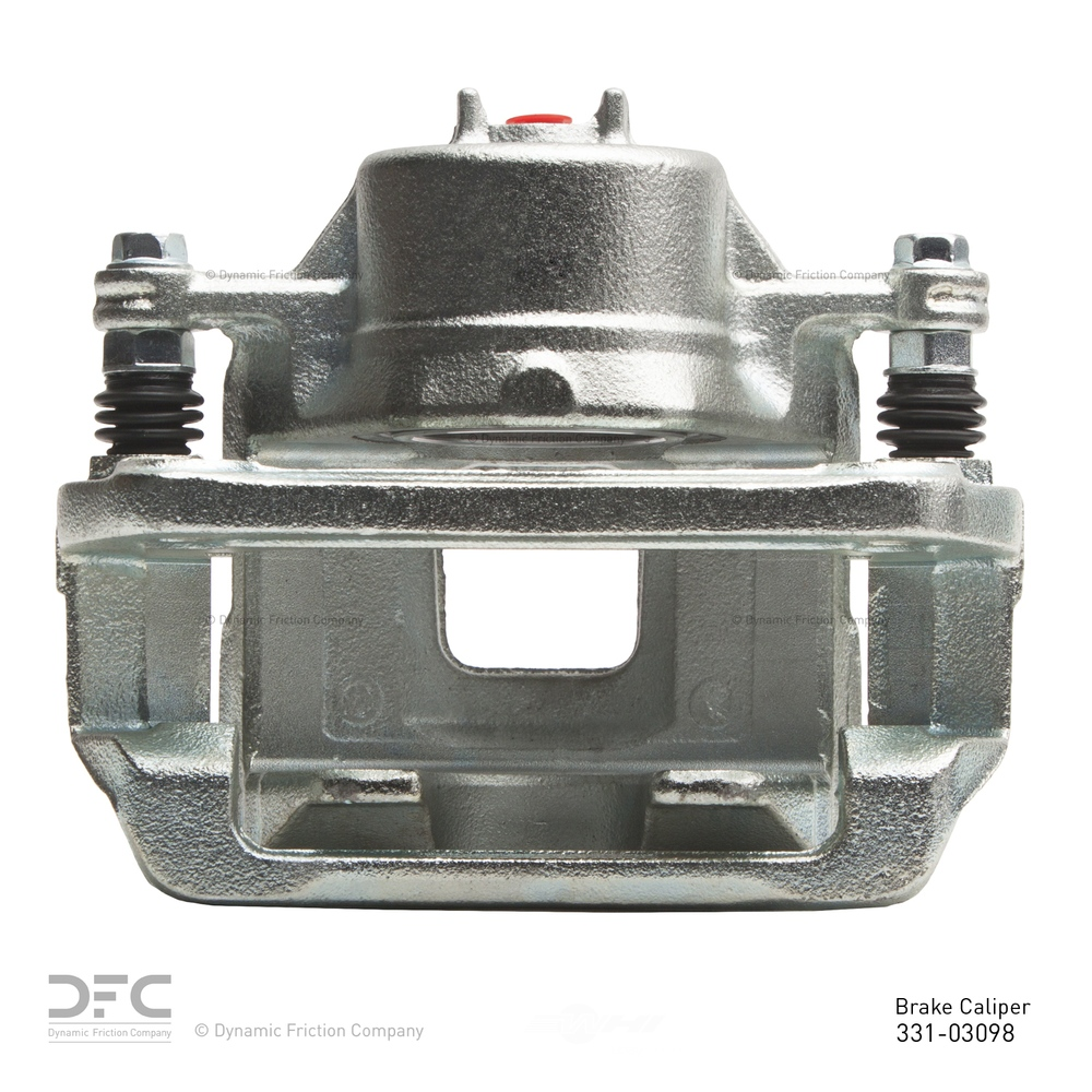 DFC - Dfc Premium Caliper - Silver Zinc Coated - DF1 331-03098