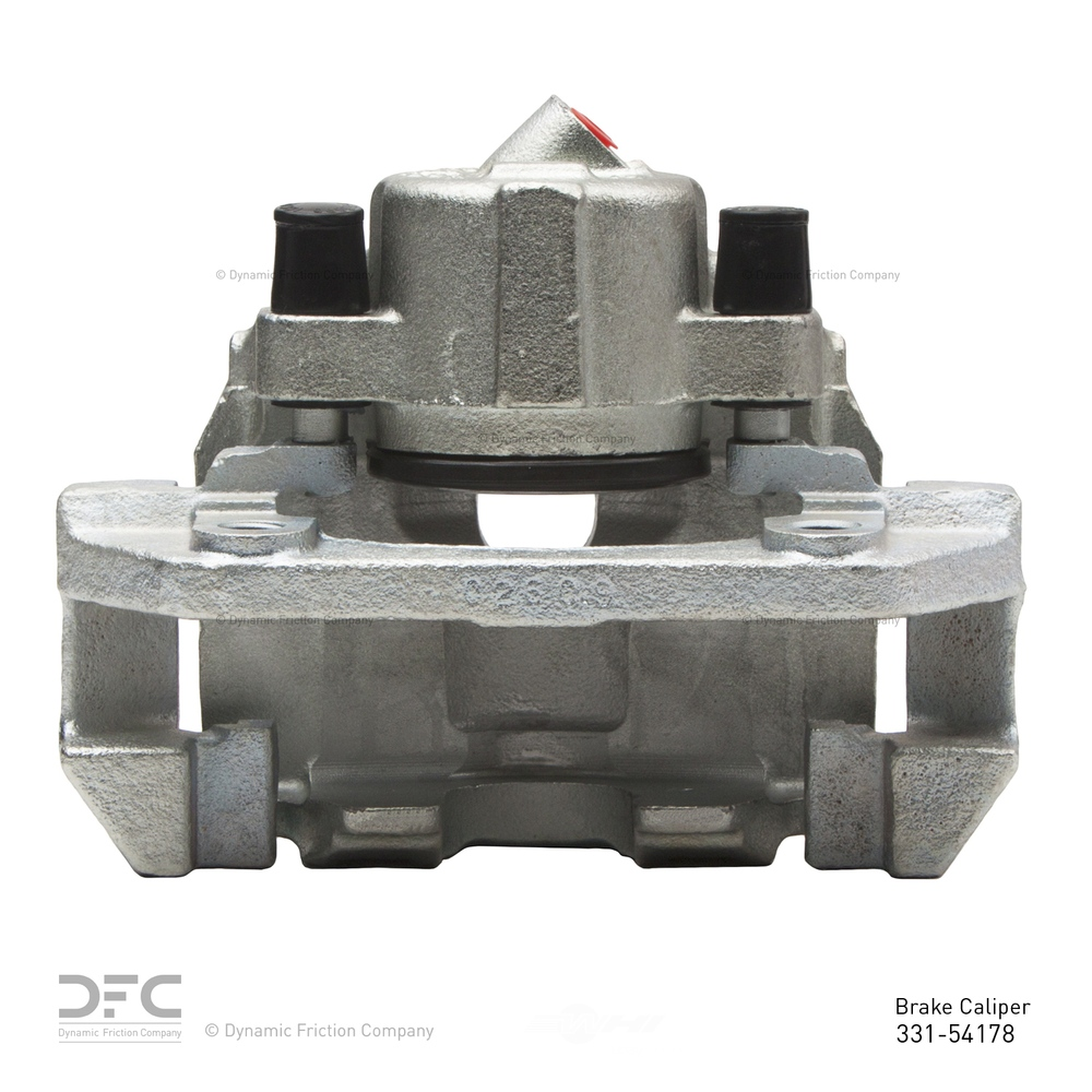 DFC - Dfc Premium Caliper - Silver Zinc Coated - DF1 331-54178