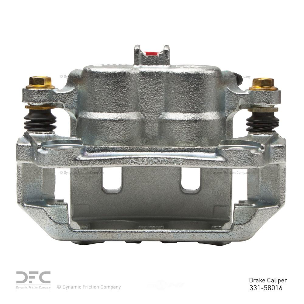 DFC - Dfc Premium Caliper - Silver Zinc Coated - DF1 331-58016