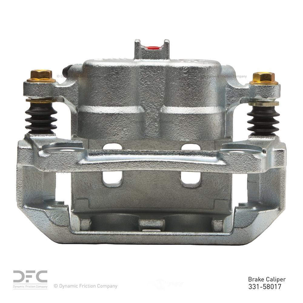 DFC - Dfc Premium Caliper - Silver Zinc Coated - DF1 331-58017
