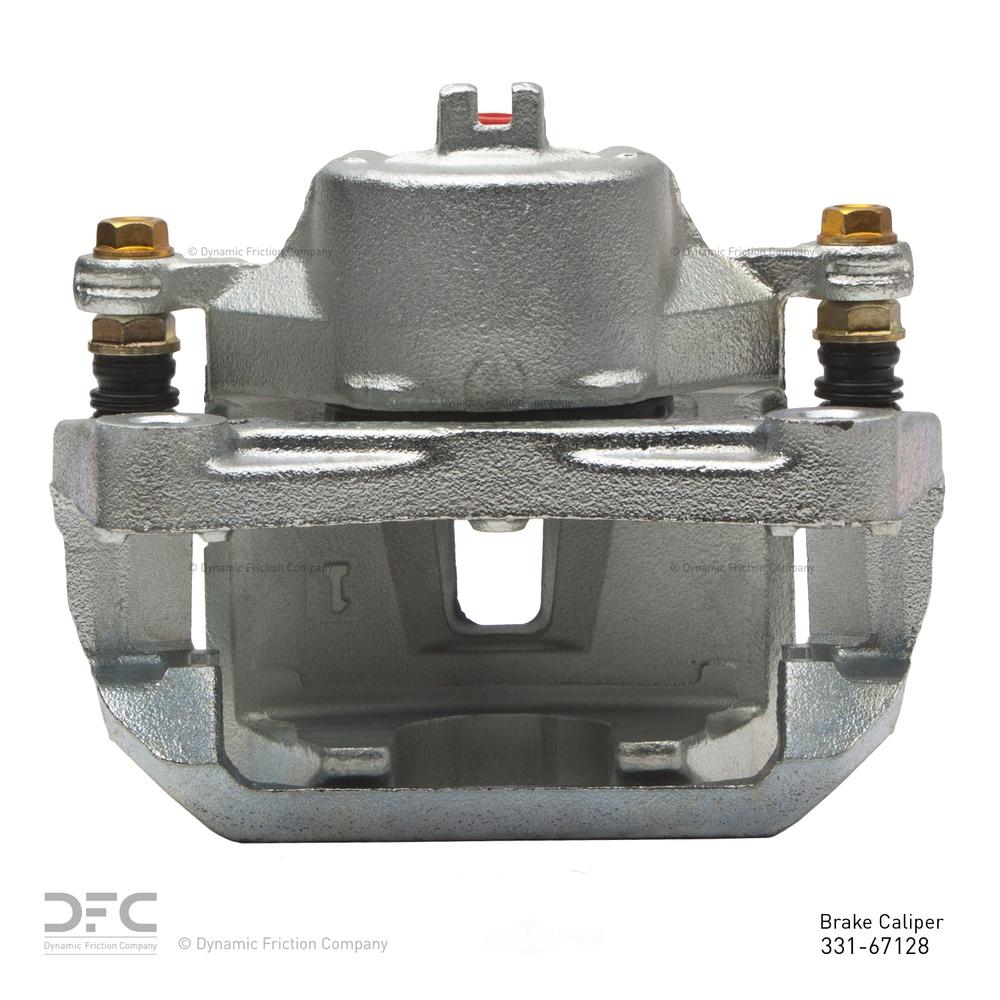 DFC - Dfc Premium Caliper - Silver Zinc Coated - DF1 331-67128