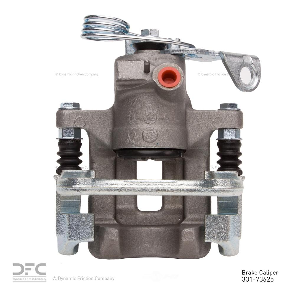 DFC - Dfc Premium Caliper - Silver Zinc Coated - DF1 331-73625