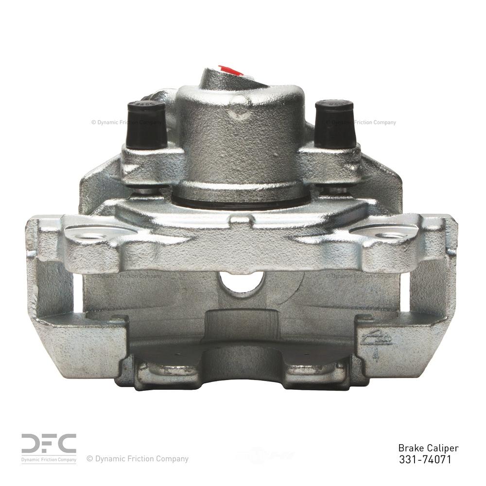 DFC - Dfc Premium Caliper - Silver Zinc Coated - DF1 331-74071