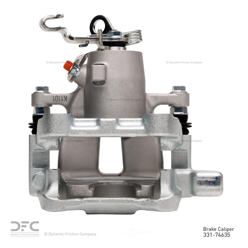 DFC - Dfc Premium Caliper - Silver Zinc Coated - DF1 331-74635
