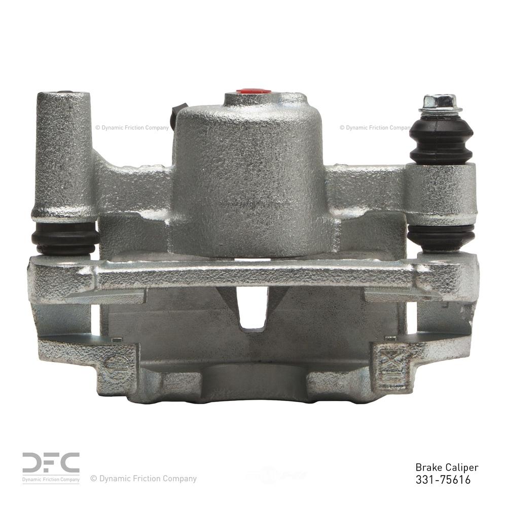 DFC - Dfc Premium Caliper - Silver Zinc Coated - DF1 331-75616