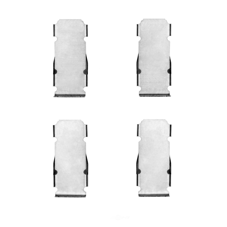 DFC - DFC Disc Brake Hardware Kit - DF1 340-19000