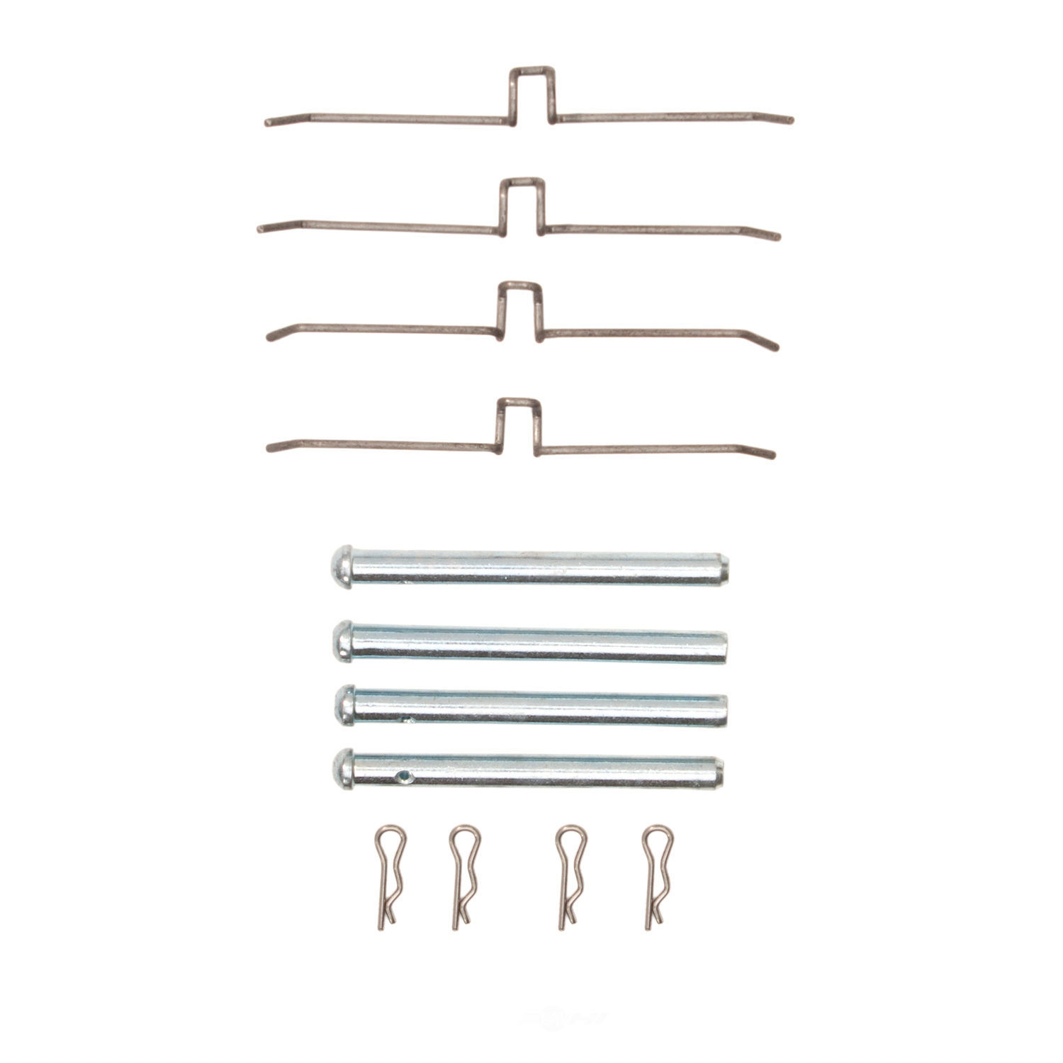 DFC - DFC Disc Brake Hardware Kit - DF1 340-27010