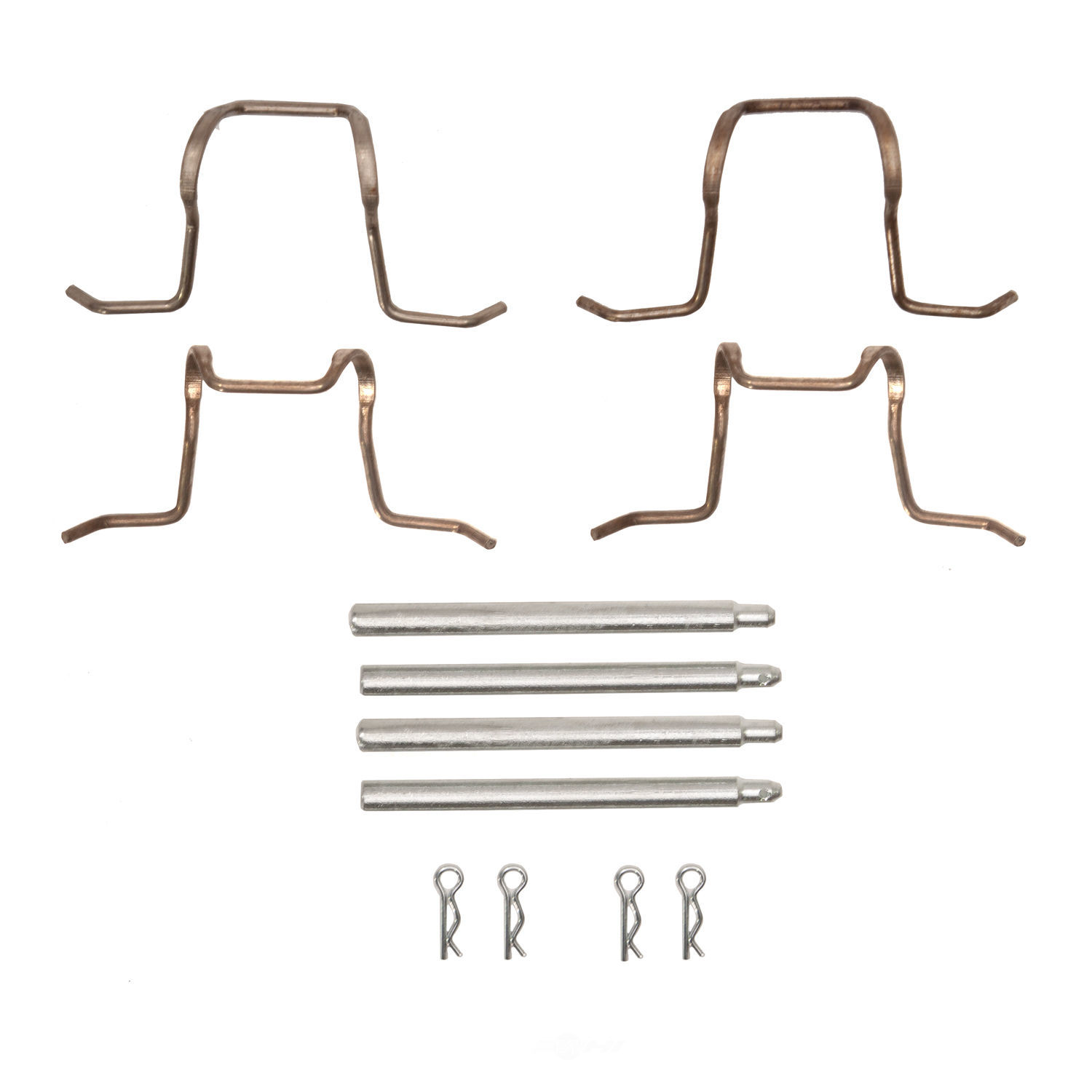 DFC - DFC Disc Brake Hardware Kit - DF1 340-63008