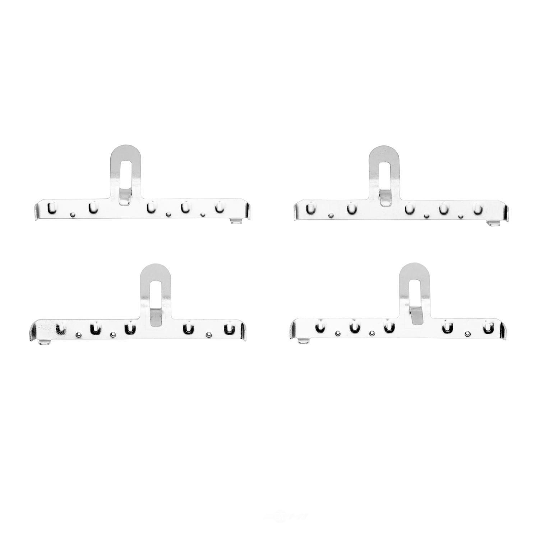 DFC - DFC Disc Brake Hardware Kit - DF1 340-74000