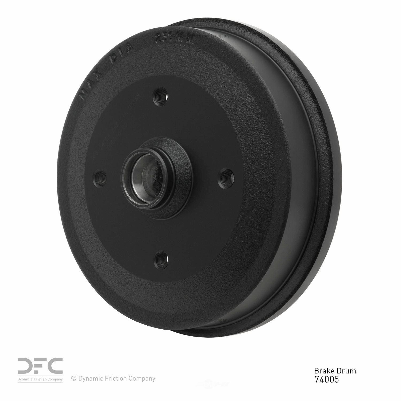 DFC - True Balanced Brake Drum - DF1 365-74005
