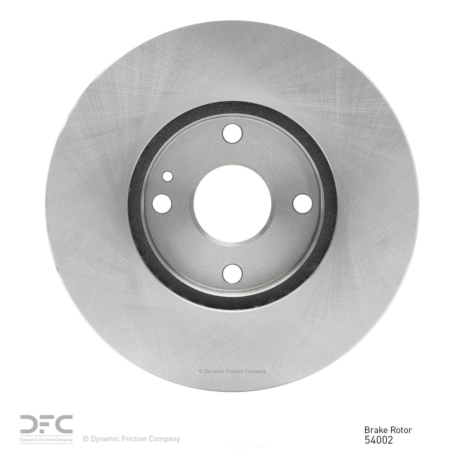 DFC - Premium OE Replacement Rotors - DF1 600-54002