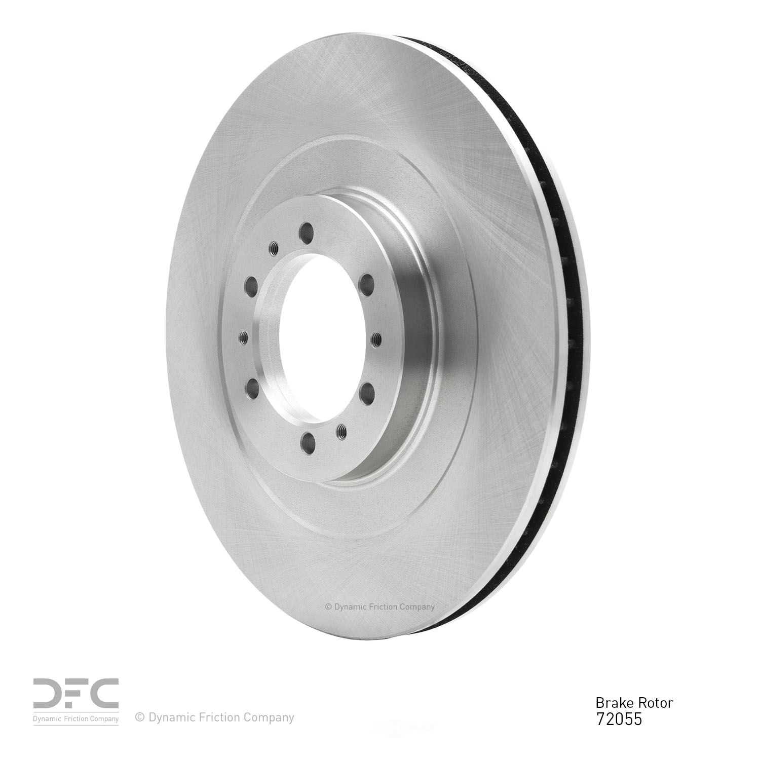 DFC - Premium OE Replacement Rotors - DF1 600-72055