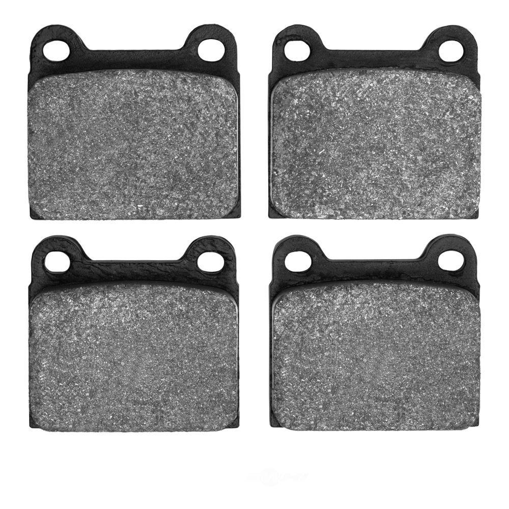 DFC - DFC 3000 Semi-metallic Brake Pads - DF1 1311-0031-00