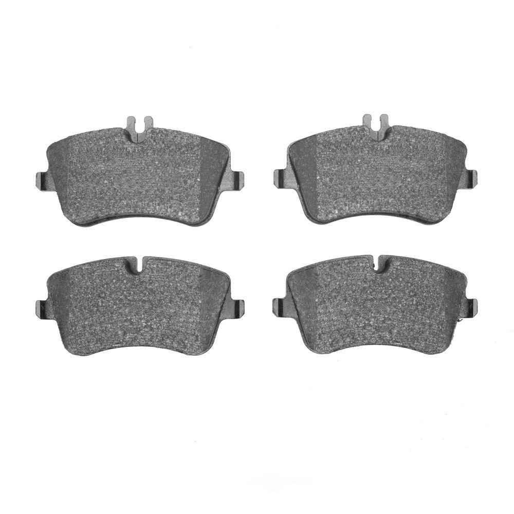 DFC - Premium Semi-Metallic Pads - DF1 1311-0872-00