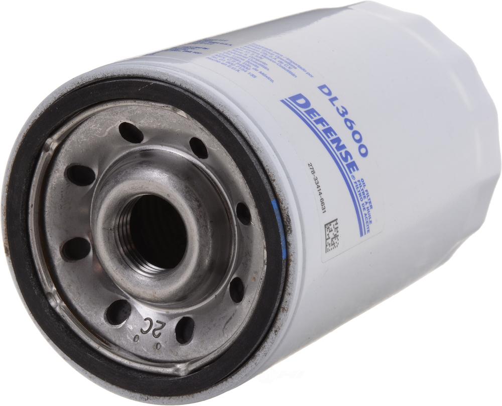 DEFENSE FILTERS (FRAM) - Engine Oil Filter - DFN DL3600