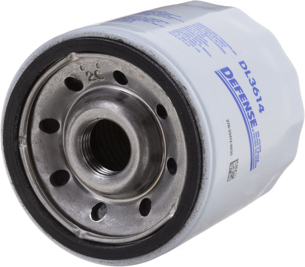 DEFENSE FILTERS (FRAM) - Engine Oil Filter - DFN DL3614