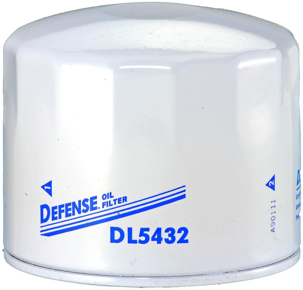 DEFENSE FILTERS (FRAM) - Engine Oil Filter - DFN DL3950