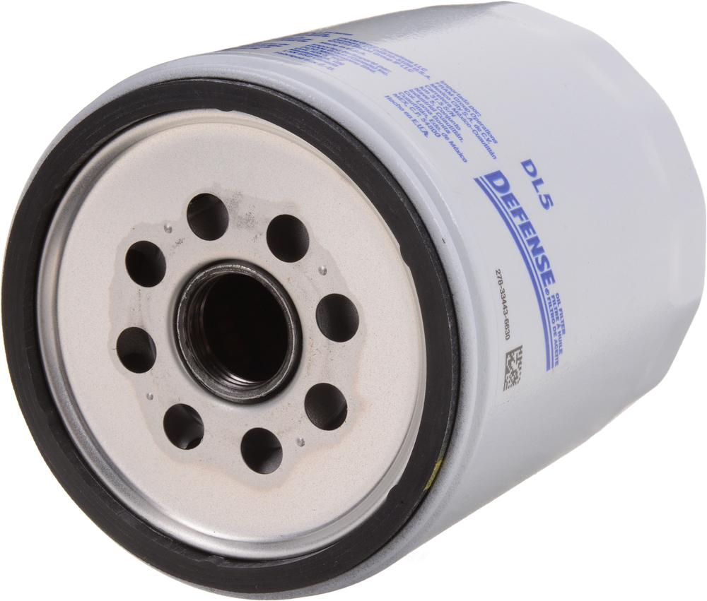 DEFENSE FILTERS (FRAM) - Engine Oil Filter - DFN DL5