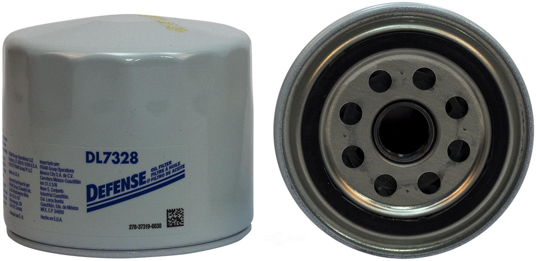 DEFENSE FILTERS (FRAM) - Engine Oil Filter - DFN DL7328
