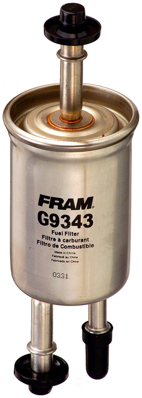 DEFENSE FILTERS (FRAM) - Fuel Filter - DFN G9343