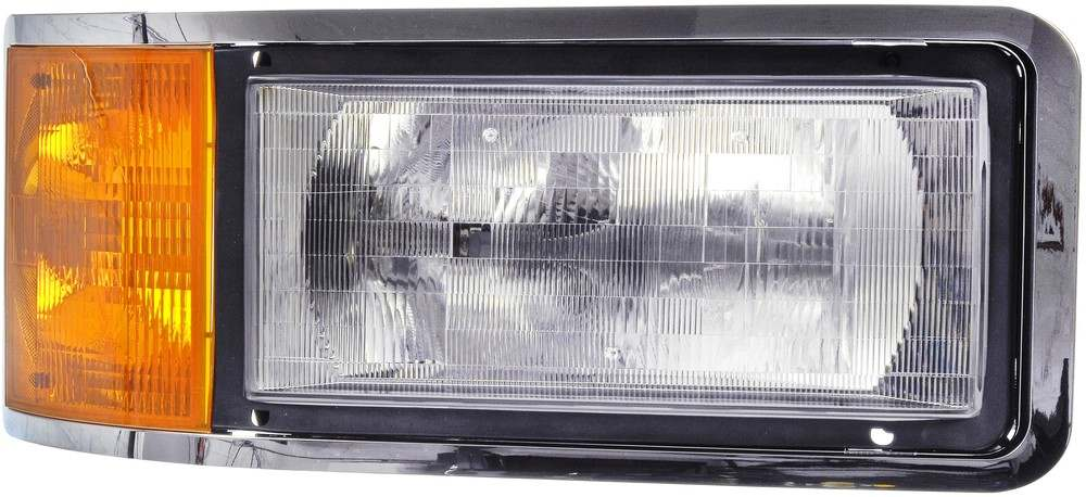DORMAN - HD SOLUTIONS - Headlight Assembly (Left) - DHD 888-5502