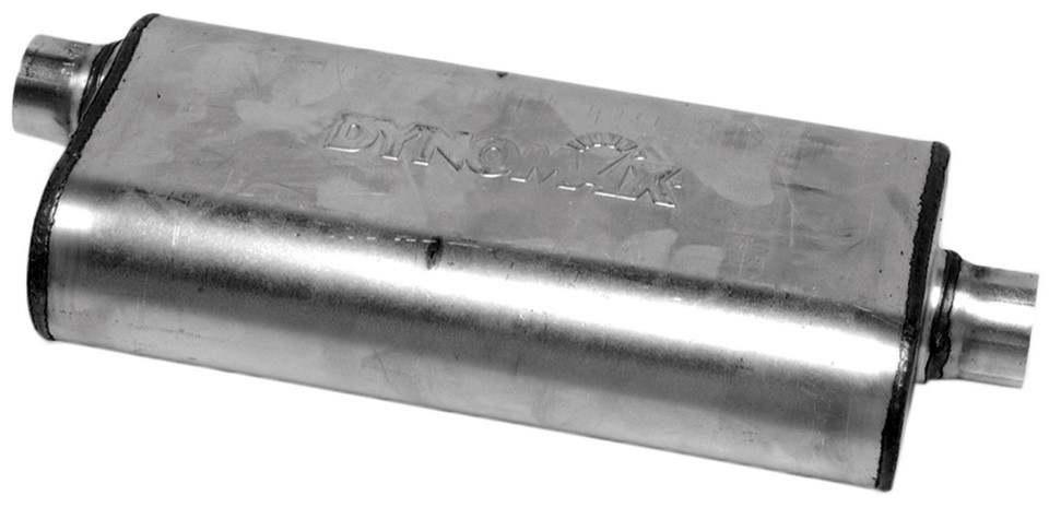 DYNOMAX - Dynomax Ultra Flo Welded Universal Muffler - DMX 17233