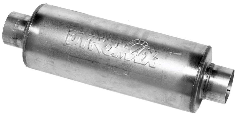 DYNOMAX - Dynomax Ultra Flo Welded Universal Muffler - DMX 17537