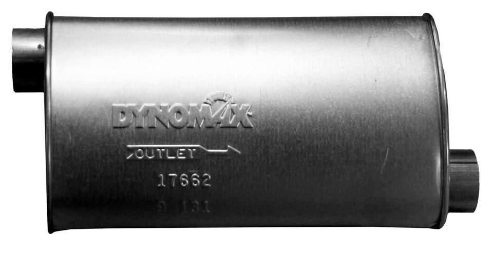 DYNOMAX - Dynomax Super Turbo Direct Fit Muffler - DMX 17662