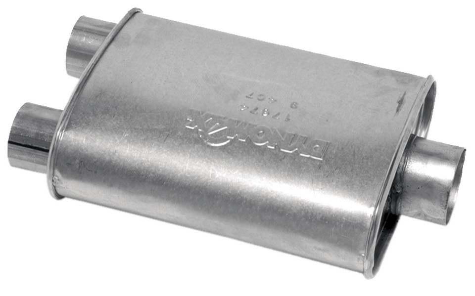 DYNOMAX - Dynomax Super Turbo Universal Muffler - DMX 17674