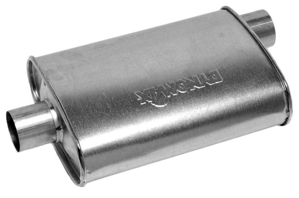 DYNOMAX - Dynomax Super Turbo Universal Muffler - DMX 17731