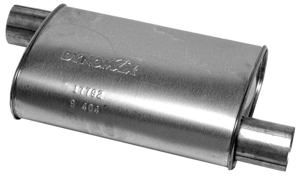 DYNOMAX - Dynomax Super Turbo Universal Muffler - DMX 17792