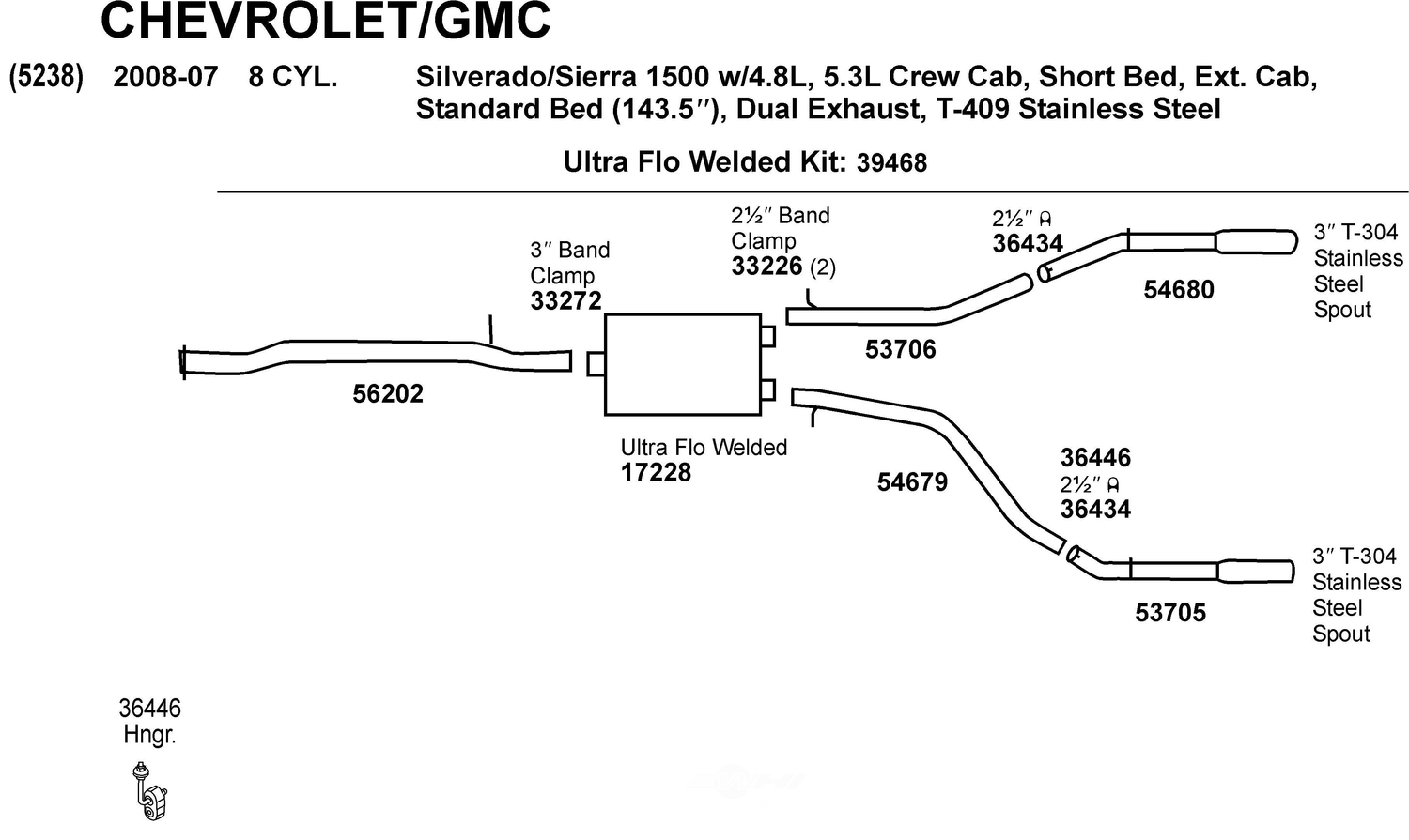 2006 Gmc Savana Exhaust Diagram Diagram Auto Parts