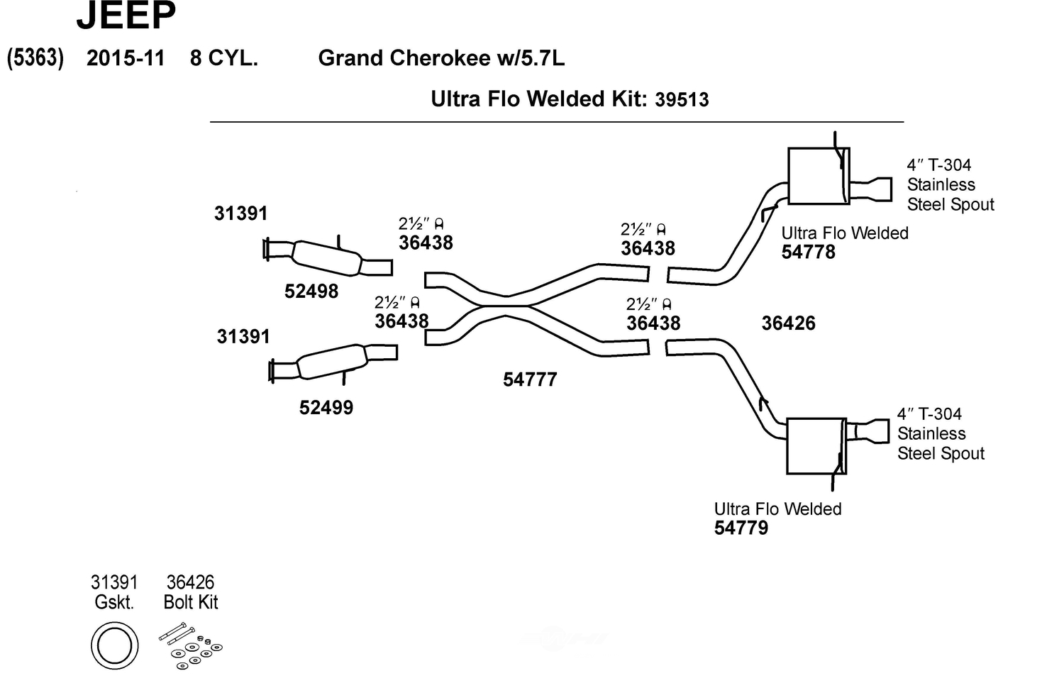 cj5 exhaust system diagram click to zoom 1990 ford f150 exhaust system diagram #5